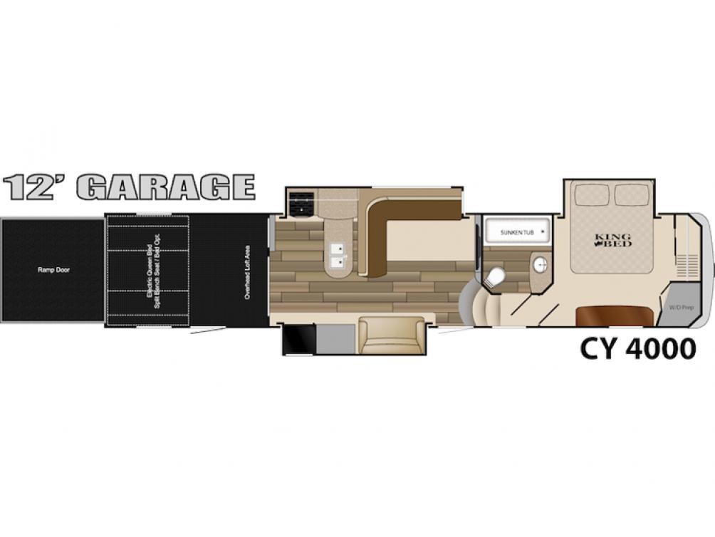 2015 Cyclone Cy4000