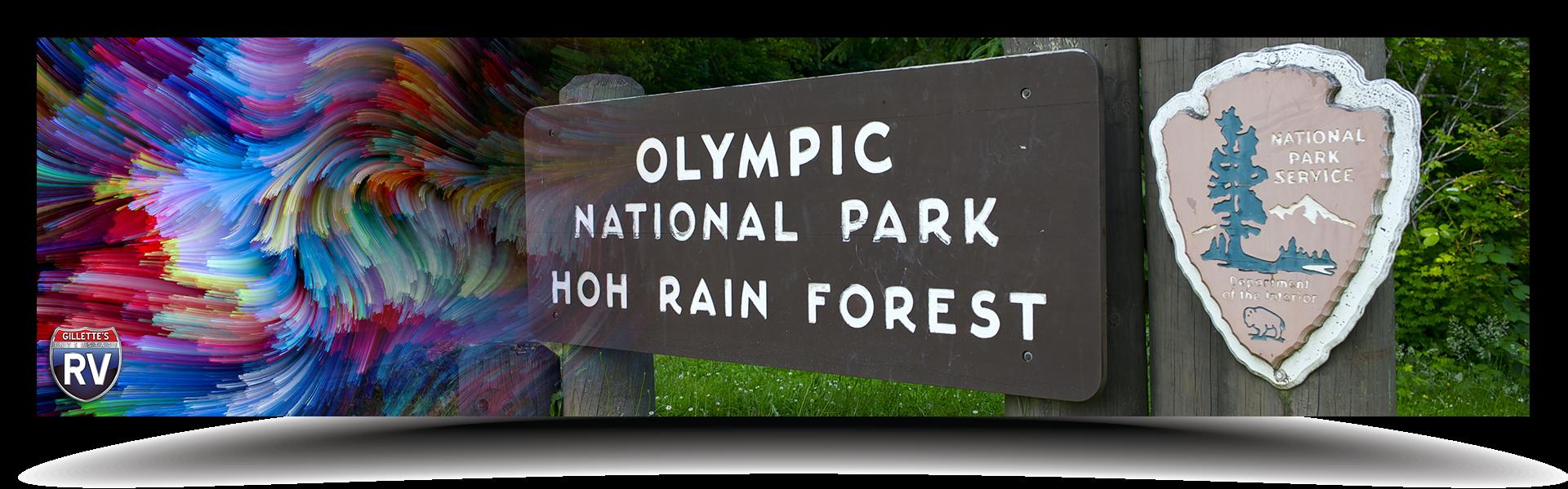 Exploring Olympic National Park, WA