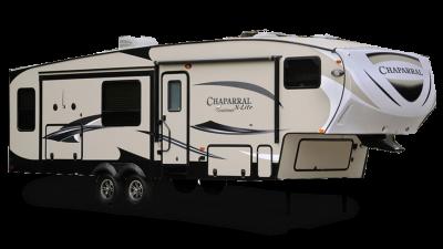 Chaparral X-Lite RVs