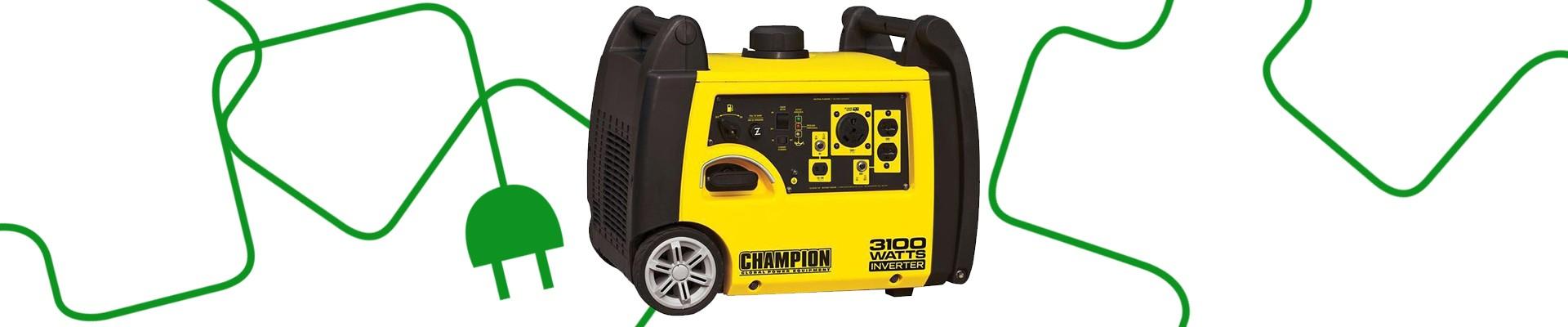 Champion Power RV Generator