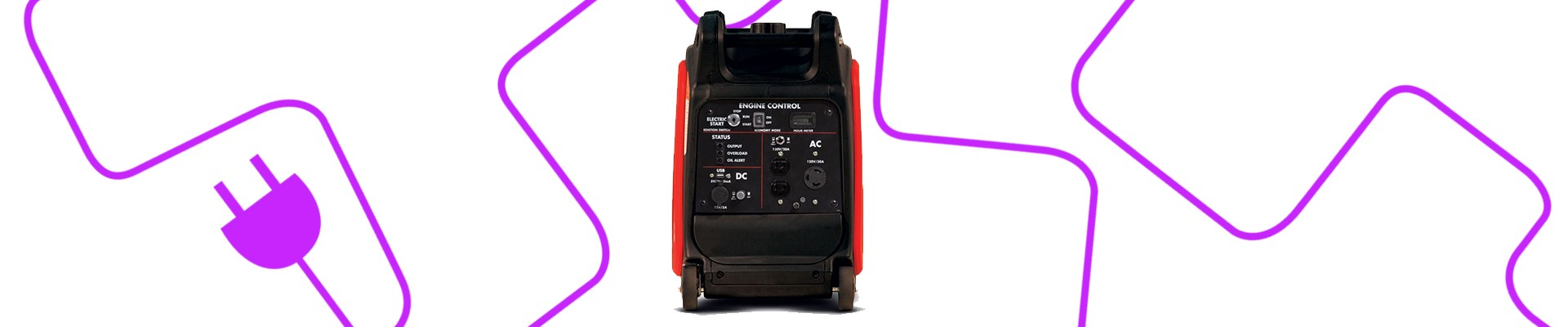 Porta Source RV Generator