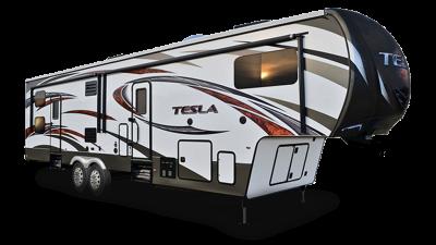 Tesla RVs