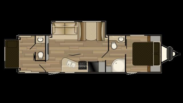 Cruiser Shadowcruiser 2017 289rbs