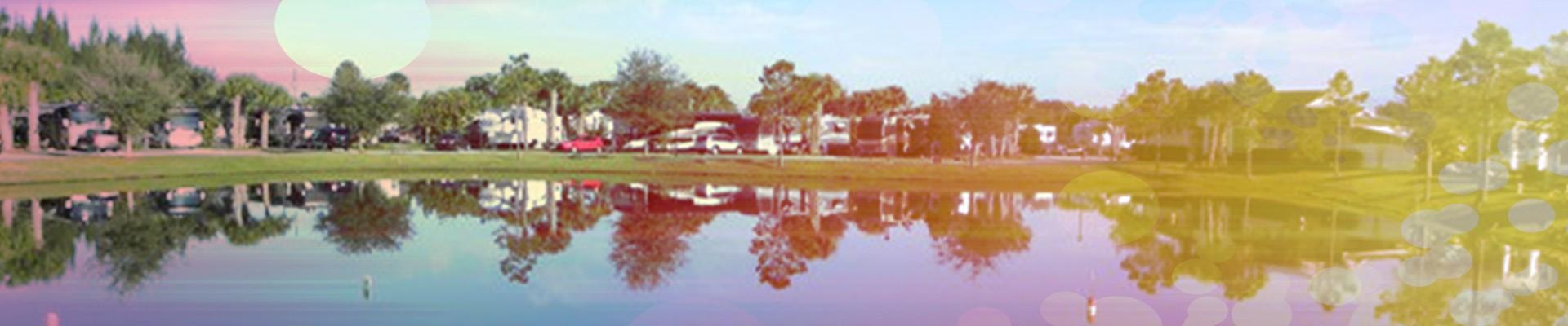 Treasure Coast RV Resort in Fort Pierce Florida