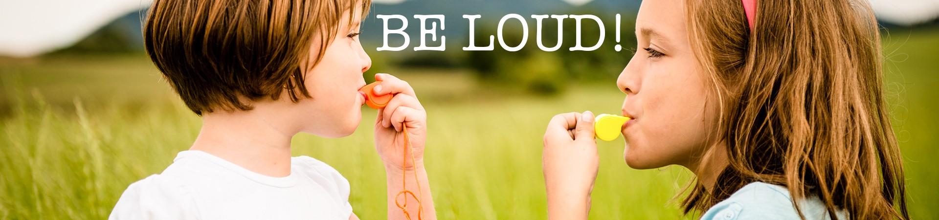 be-loud