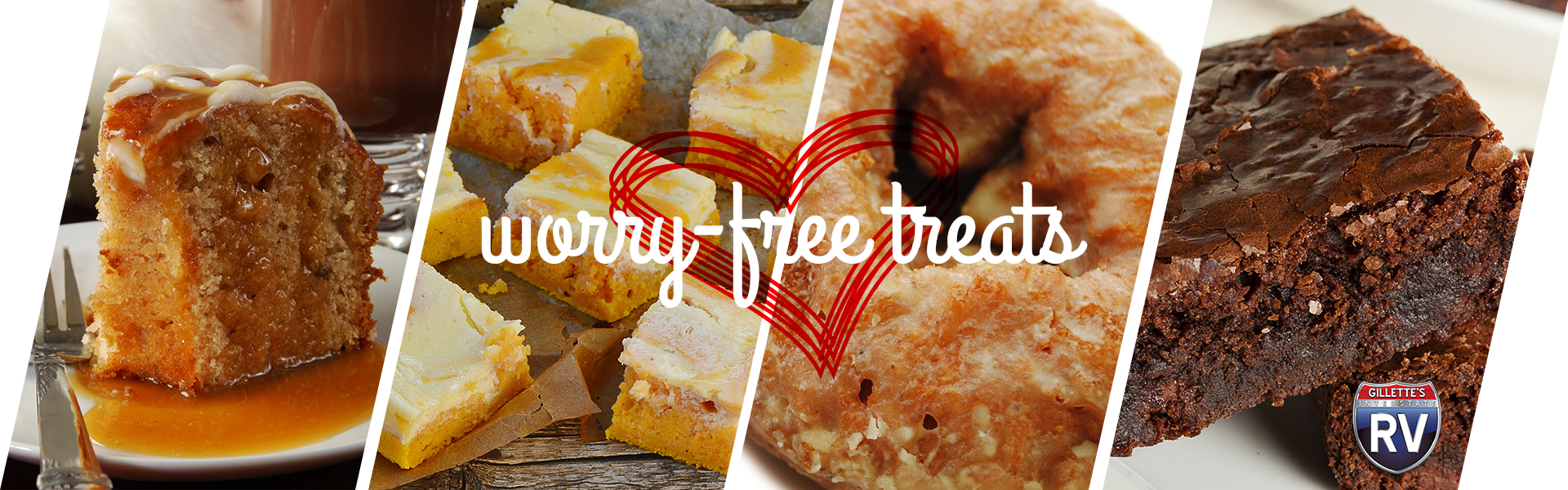 Worry-free treats! Gluten-free fall desserts