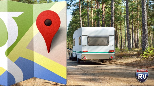 Google Maps And Boondocking