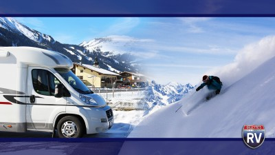 RVing And Skiing: A Perfect Pair