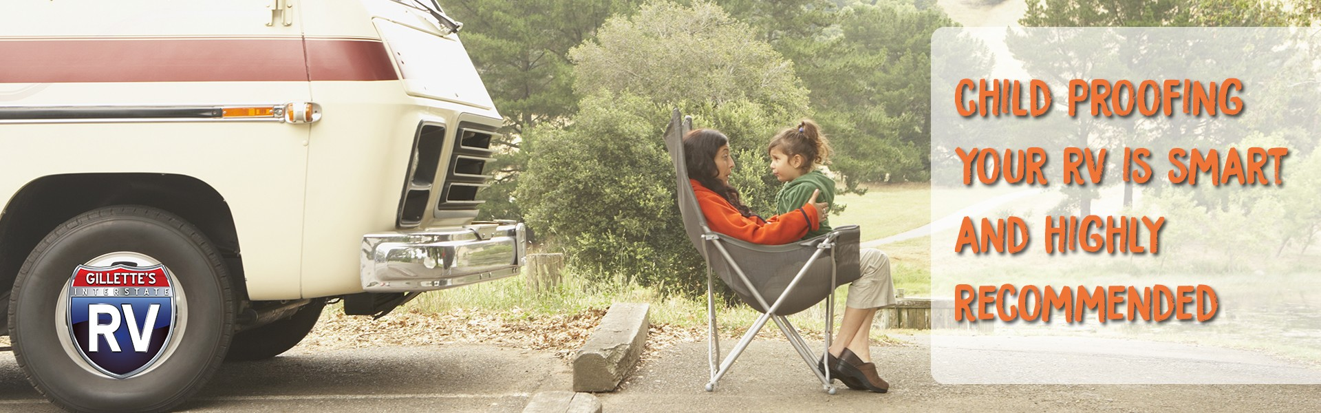 Tips and Tricks For Child-Proofing Your RV  Gillettes
