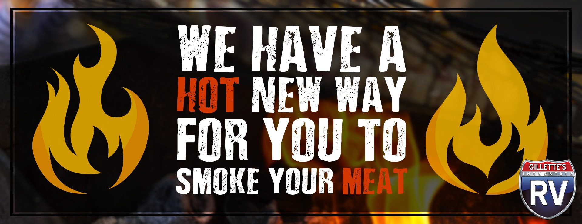 hot new way to smoke your meat
