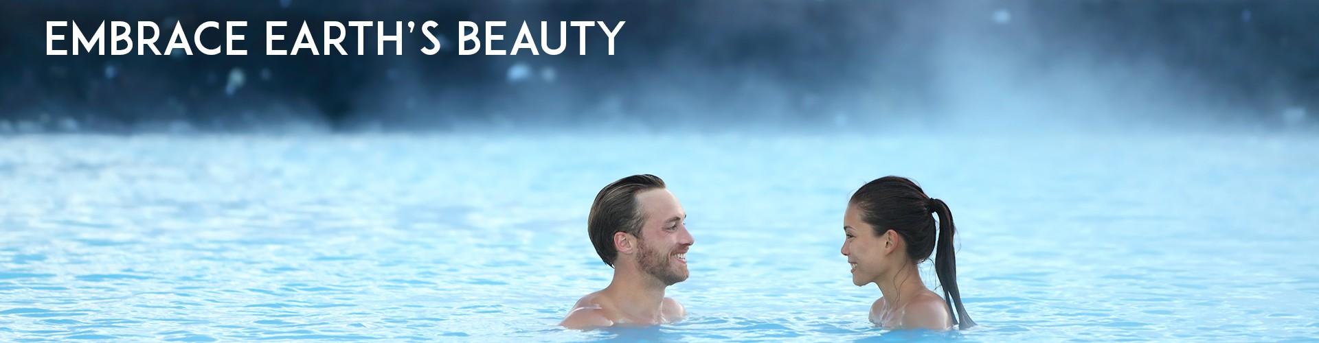embrace earths beauty