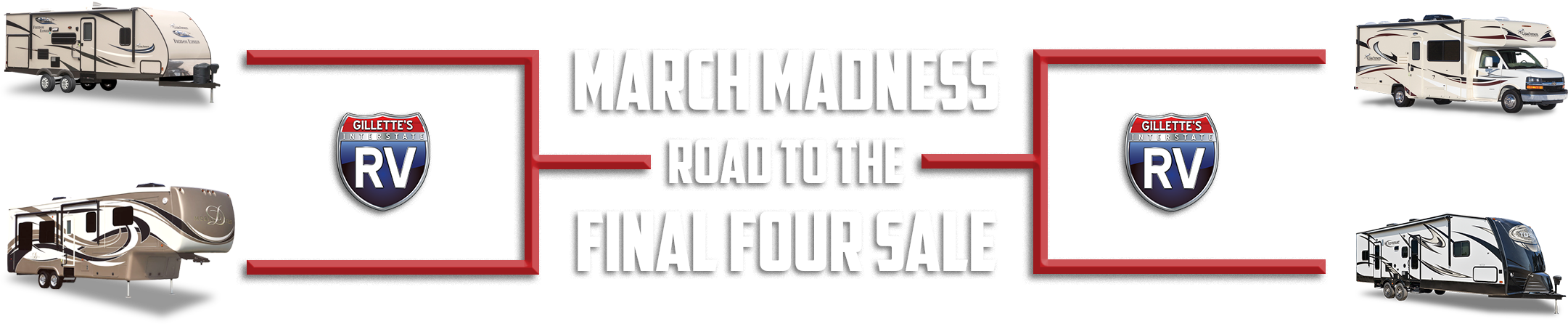 March Madness- Road To The Final Four Sale