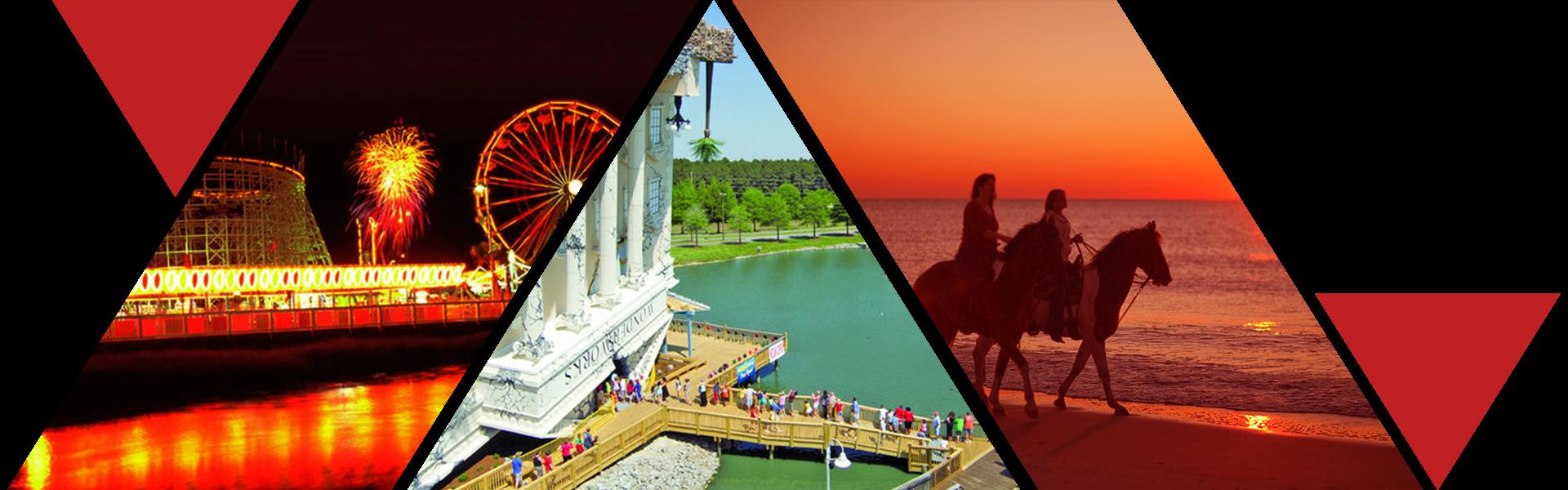 Spring break destinations: Myrtle Beach, South Carolina
