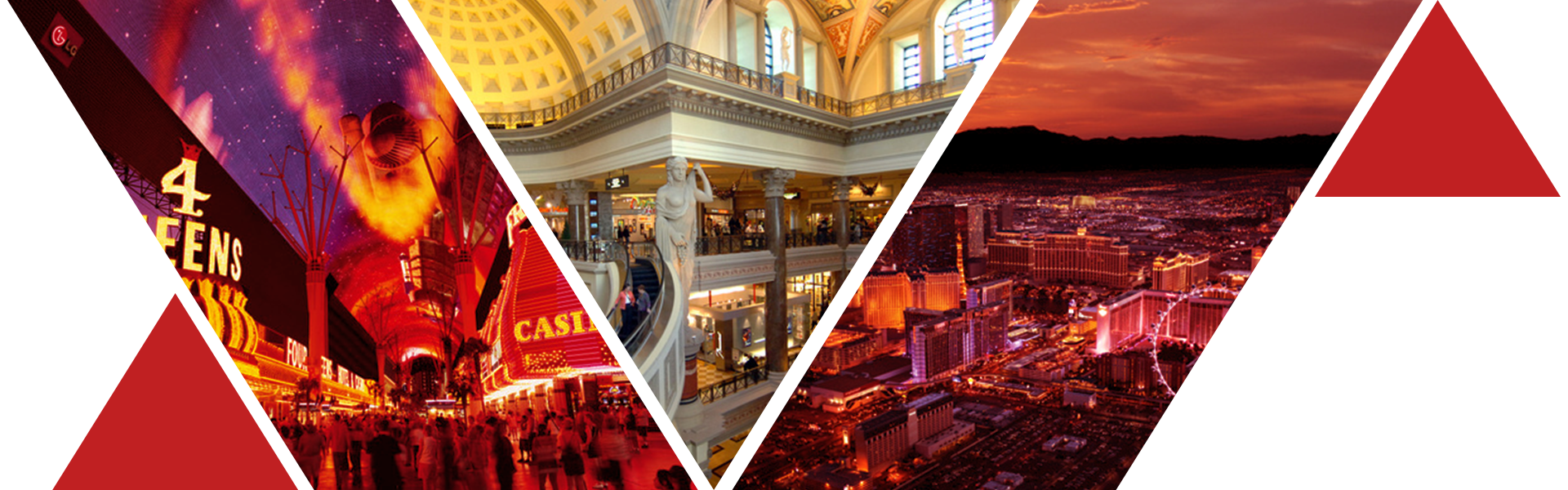 Spring break destinations: Las Vegas