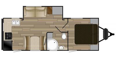 Cruiser Shadowcruiser 2017 251rks