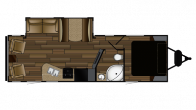 Cruiser Shadowcruiser 2017 263rls