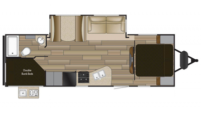 Cruiser Shadowcruiser 2017 279dbs