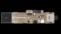 2018 Torque XLT T285 Floor Plan