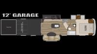2018 Torque TQ321 Floor Plan