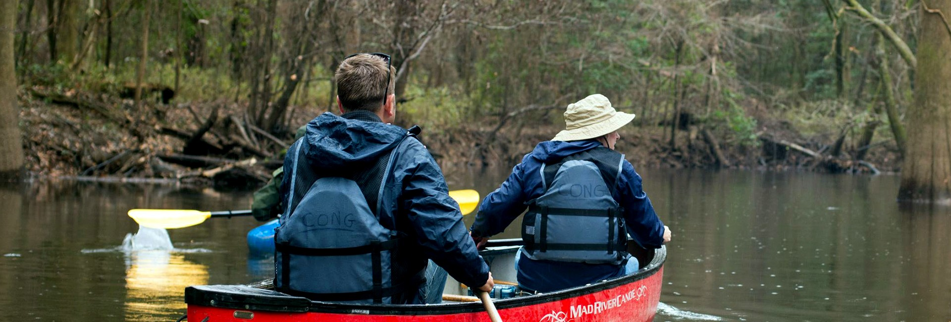 Kayaking in Congaree National Park in Hopkins, SC