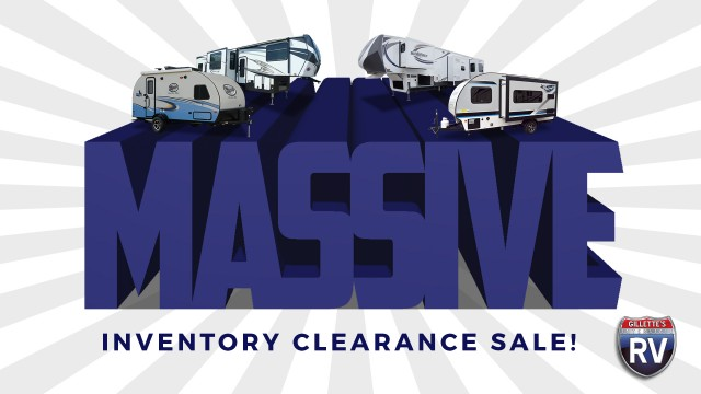 Massive Inventory Clearance Sale