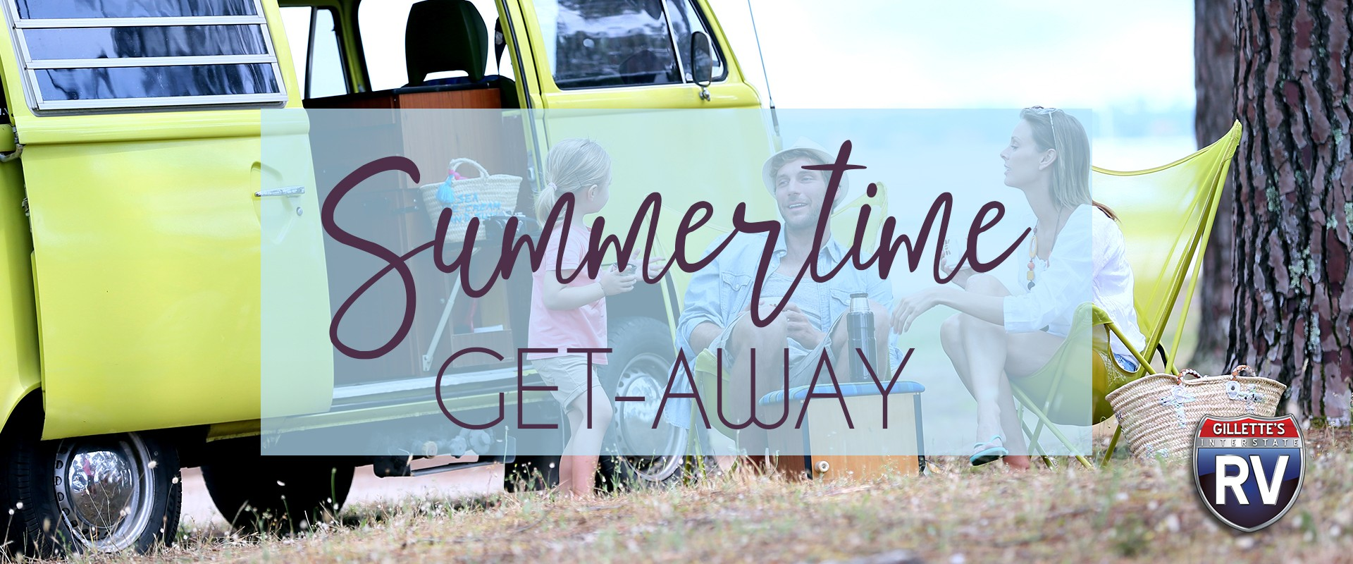 RVs perfect for summertime