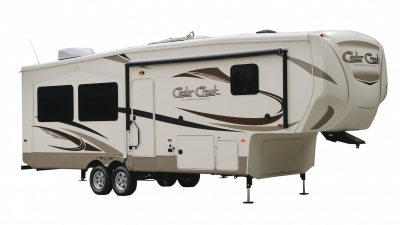 Cedar Creek Silverback RVs
