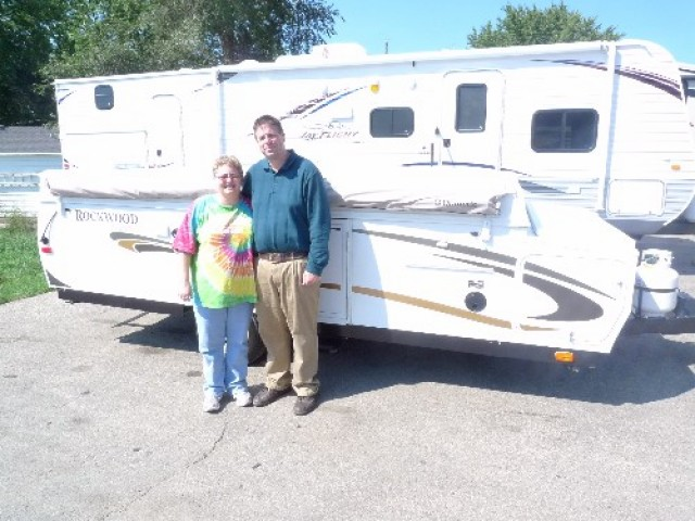 John of Charlottesville, ID with their Rockwood Premier 10