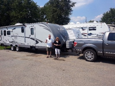 Rick of New Braunfels, TX with their Carbon 387