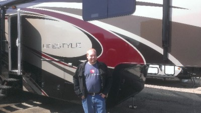 Greg of West Plains, MO with their Lifestyle 39FB