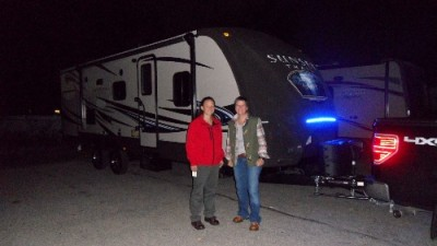 Mindy of Merkel, TX with their Sunset Trail Reserve 26RB