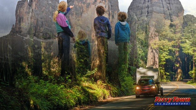 Enjoy the rving life at national parks grilling with family and much more