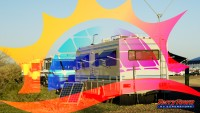 RVs and solar power