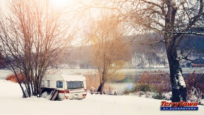Uses for snow when RVing