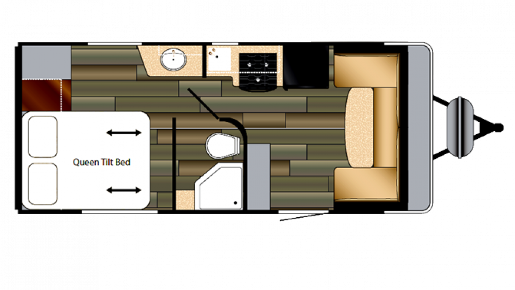Weight Of A Terry Travel Trailer  S Model
