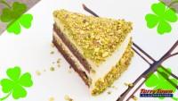 pistachio ice cream cake