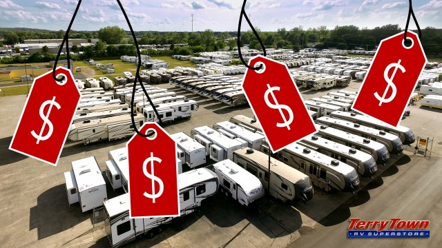 TerryTown RV Superstore Blowout Sale