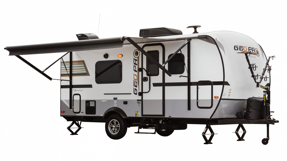 Forest River Rockwood Geo Pro RVs, Michigan Forest River ...