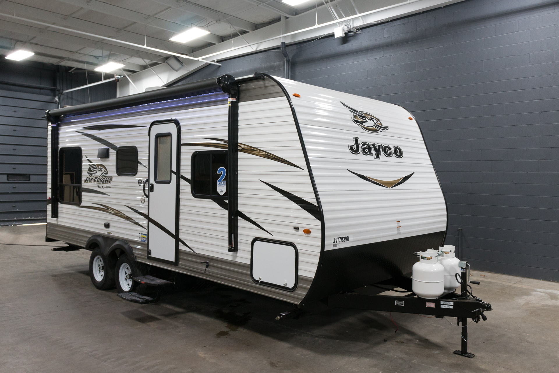 New  Jayco Jay Flight Qb Travel Trailer