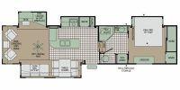 2009 Quantum 355RLQS Floor Plan
