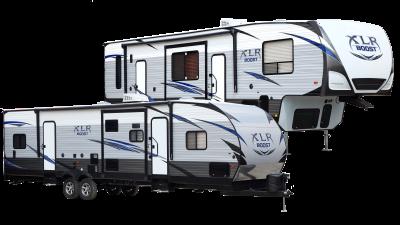 XLR Boost RVs