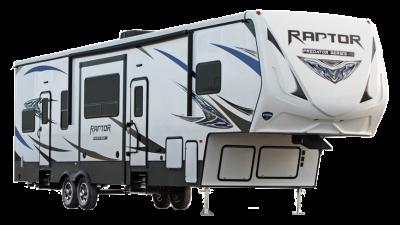 Raptor Predator Series RVs