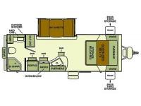 2014 I-GO 221RBSL Floor Plan