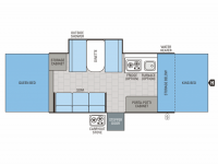 2015 Jay Series 1209SC Floor Plan