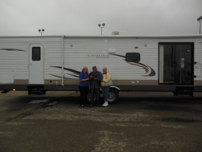 Ewell Of Munith With Their Catalina Destination 38bh