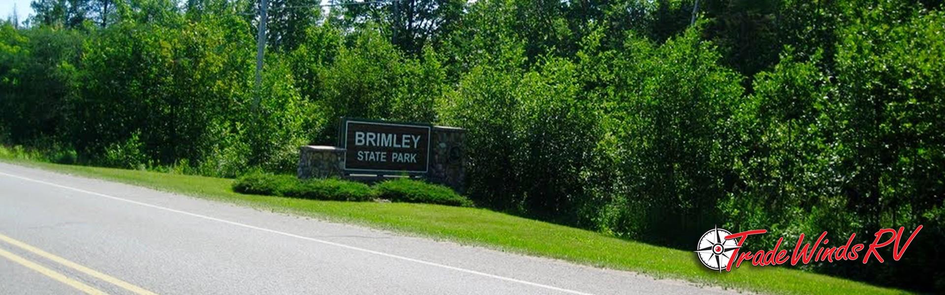 Brimley State Park Banner