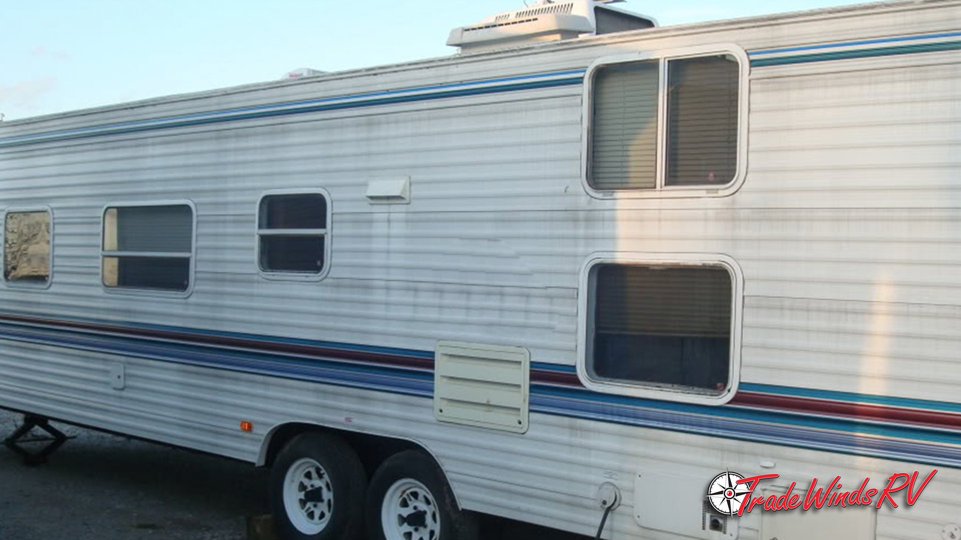 Cleaning Your RV Exterior  Tradewinds RV Blog