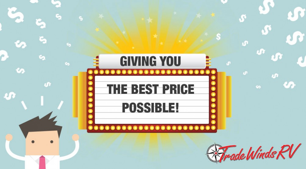 The Best Price Possible!