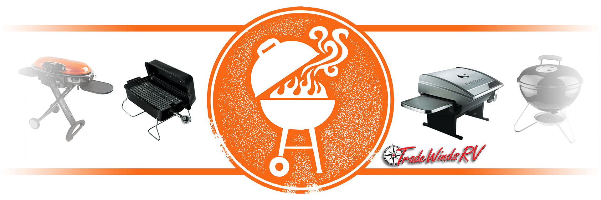 Portable Outdoor Grills Banner