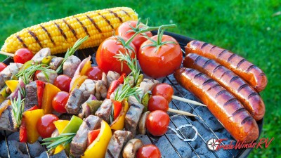 Portable Outdoor Grills Feature